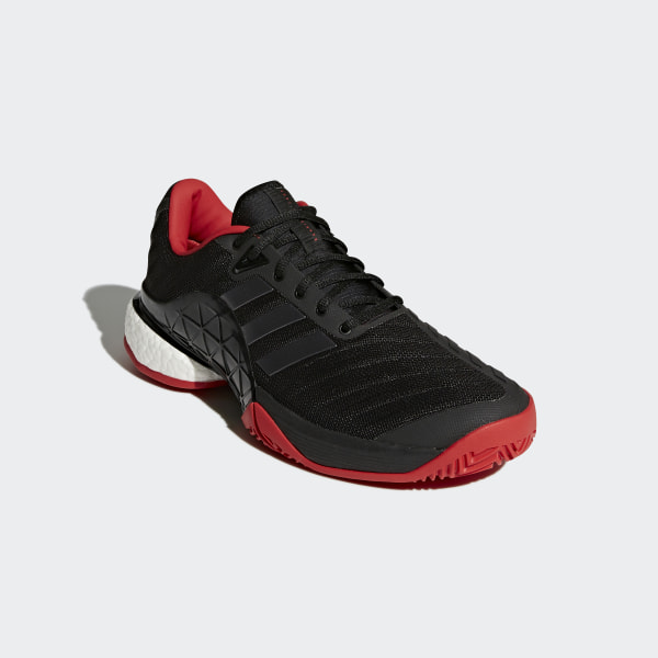 huge selection of 9120d e352d Barricade 2018 Boost Shoes Core Black   Night Metallic   Scarlet CM7829