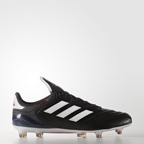 best sneakers 827fe fd313 Copa 17.1 Firm Ground Cleats Core Black   Cloud White   Red BA8515