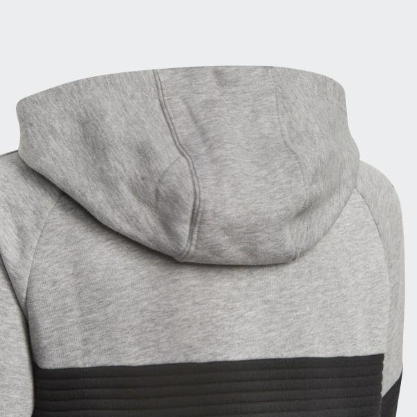 Adidas Hojo Trainingsanzug Kinder Medium Grey Heather