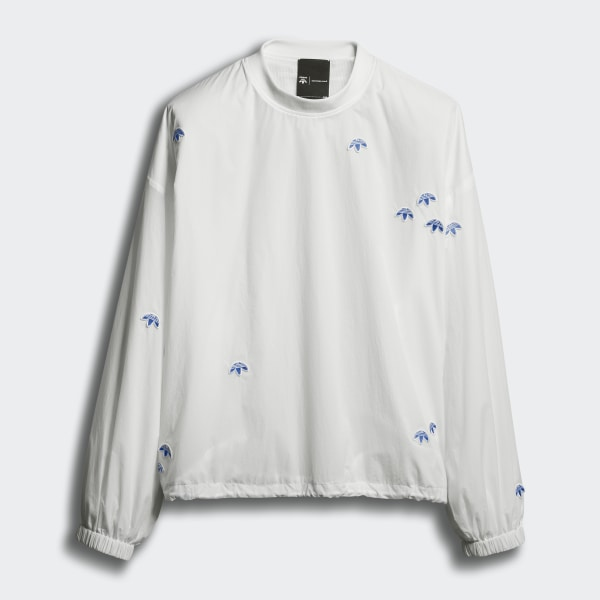 7b44ae711a adidas Originals by AW Sweatshirt - White | adidas US