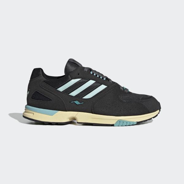 site réputé 12197 867ca adidas ZX 4000 Shoes - Black | adidas UK