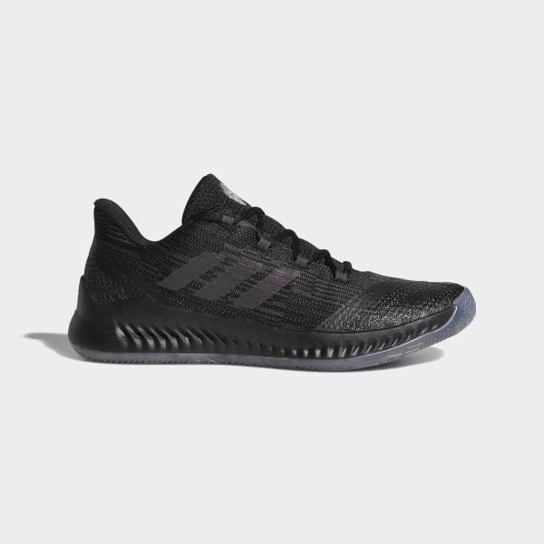 16aa0e999d46 Harden B E 2 Shoes Core Black   Dgh Solid Grey   Core Black AC7436