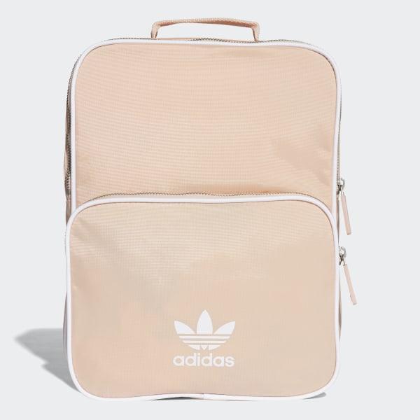 a5229d0b92 adidas Classic Backpack Medium - Pink | adidas US