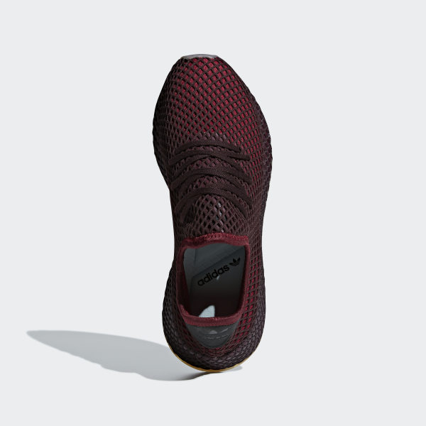 Chaussure Deerupt Runner Bordeaux adidas | adidas France