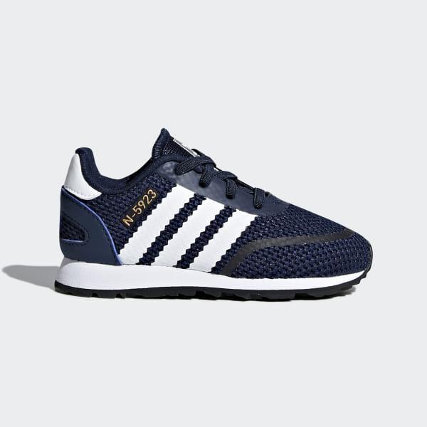 buy online d6214 237cd N-5923 Shoes Collegiate Navy   Ftwr White   Grey Three AC8549