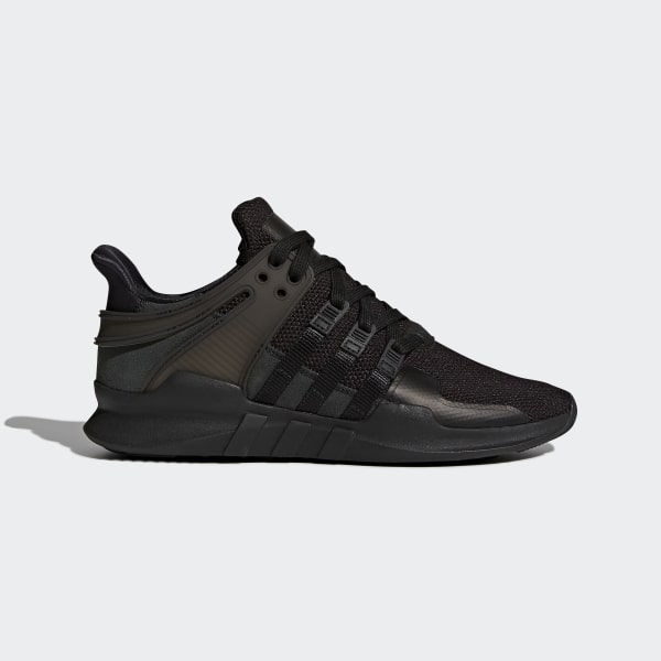 new concept de3e9 19bad adidas EQT Support ADV Shoes - Black | adidas UK