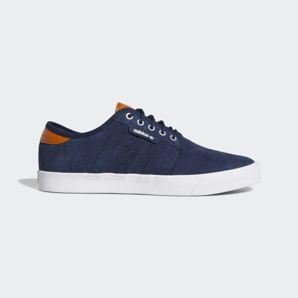 adidas Seeley Premiere schoenen blauw