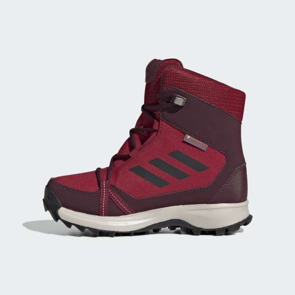 e058633db5 adidas Terrex Climawarm CP Snow Shoes - Red | adidas US