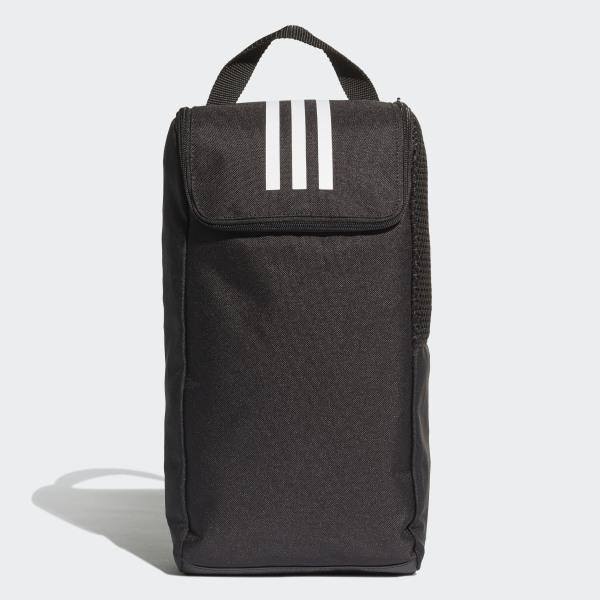 11c6229c20 Bolsa para calzado Tiro Black   White DQ1069