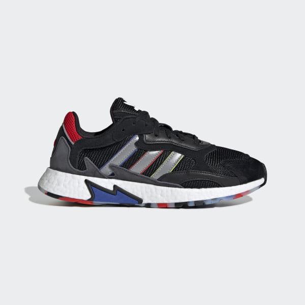 93a8c42dfd Tresc Run Shoes Core Black   Silver Met.   Ftwr White EF0797