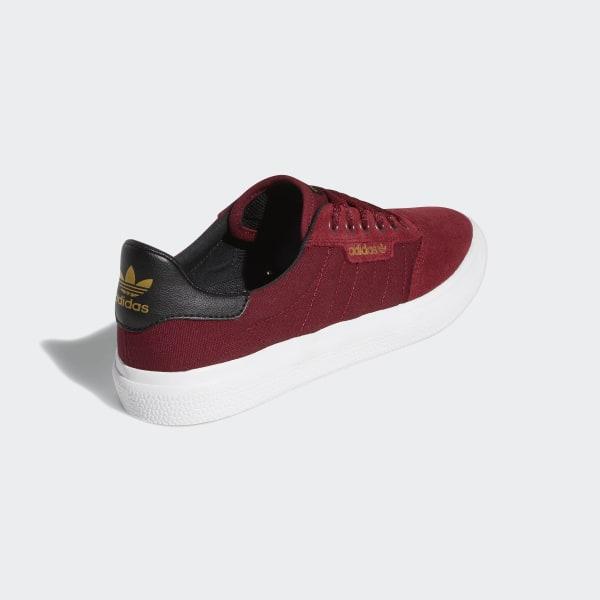 6ccc5d459f8 3MC Vulc Shoes Night Red / Core Black / Gold Metallic DB3092
