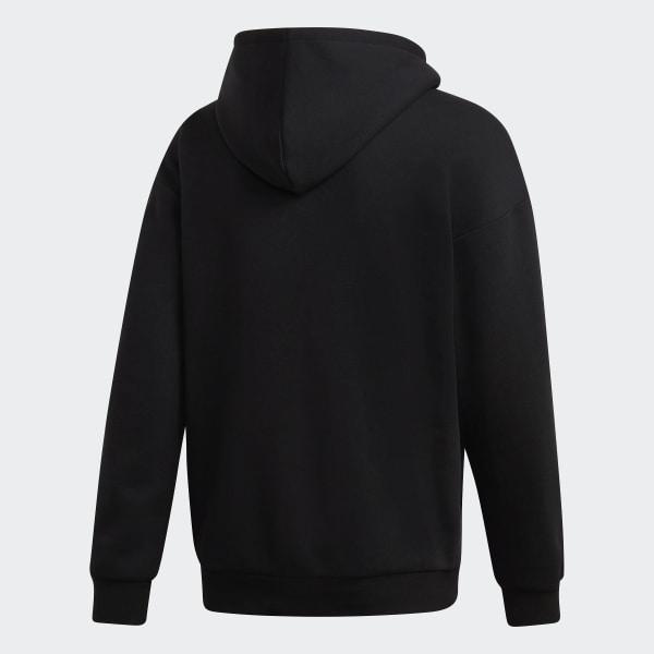 bc3ea6ef9a00 adidas 3-Stripes Hoodie - Black | adidas US