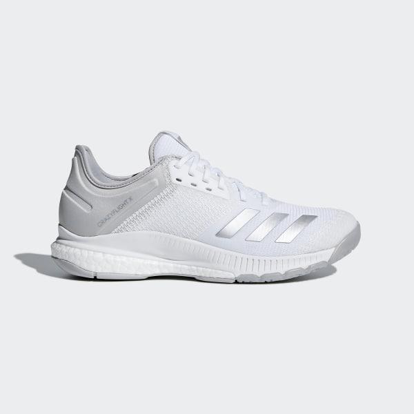 8d811c828 Crazyflight X 2.0 Shoes Cloud White / Silver Metallic / Grey Two CP8901