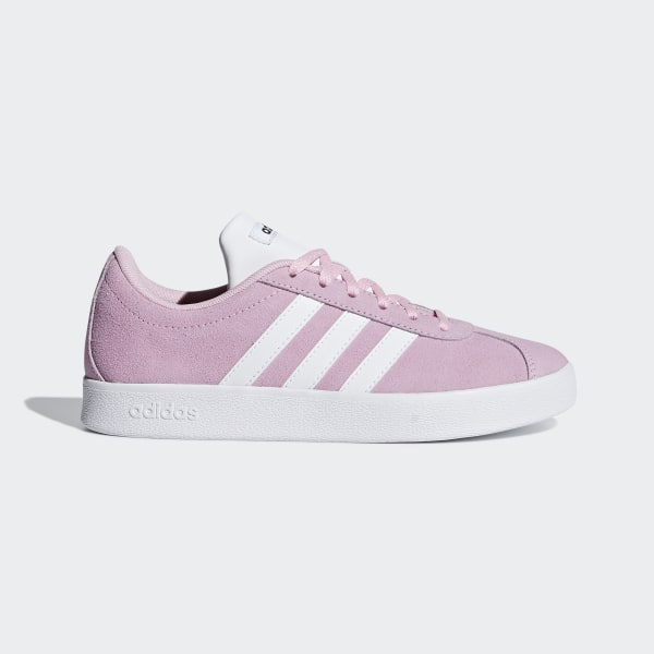 adidas VL Court 2.0 Shoes Pink | adidas Canada