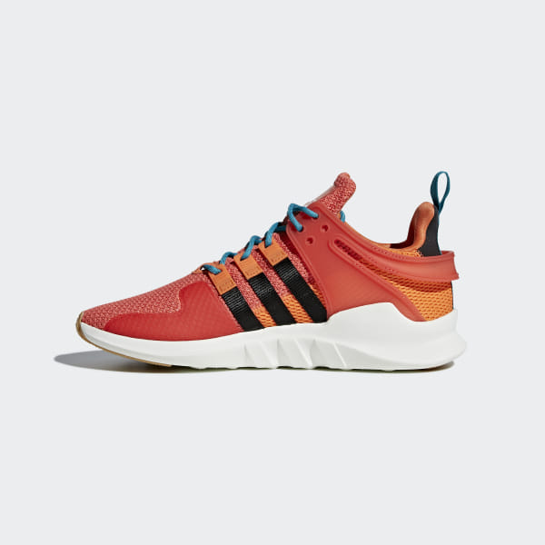 the latest 08166 95a02 adidas EQT Support ADV Summer Shoes - Orange | adidas US