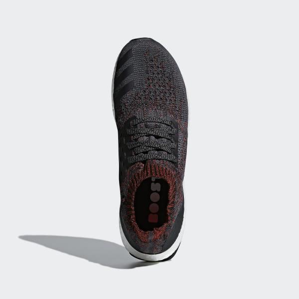 Herren DA9163 Adidas Ultra Boost Uncaged Schuhe Rot Carbon