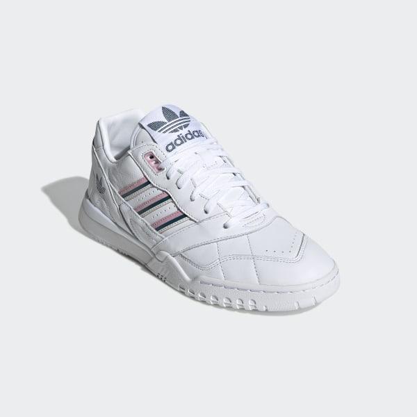 adidas a.r trainer w schoenen wit