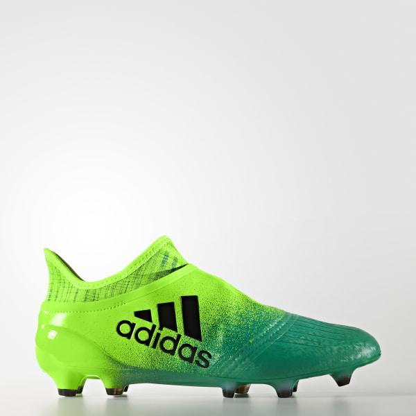 size 40 461df 6c0c2 adidas X 16+ Purechaos Firm Ground Boots - Green | adidas New Zealand