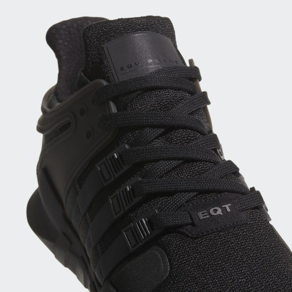 best service 7a8ef 5cdd9 adidas EQT Support ADV Shoes - Black | adidas Australia