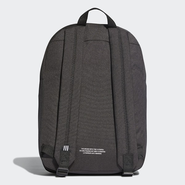 49da16e4b adidas Classic Trefoil Backpack - Black | adidas UK