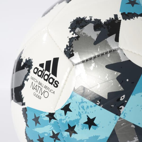 9bdf32e1 adidas 2017 MLS Glider Soccer Ball - White | adidas US