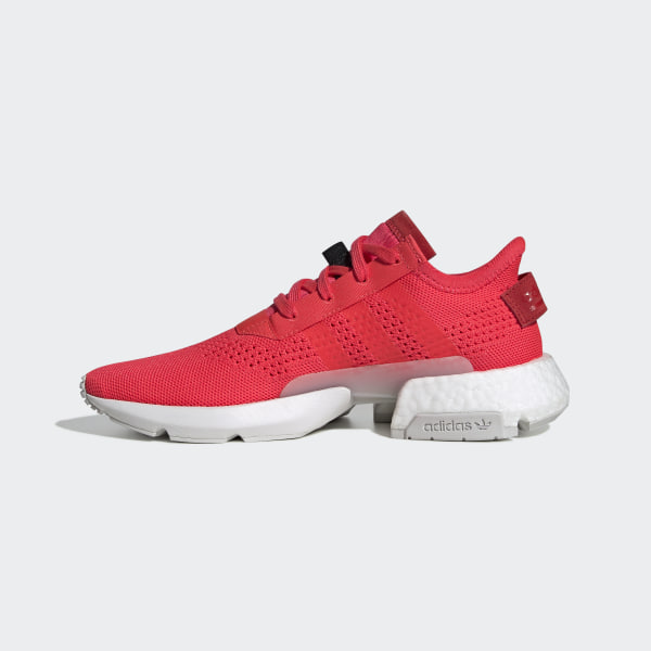 adidas pod-s3.1 homme chaussures rouge