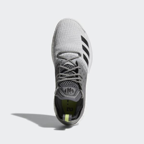 2ec19a1eaa6 Harden Vol. 2 Shoes Grey Five Trace Grey Metalic Grey Four AH2122