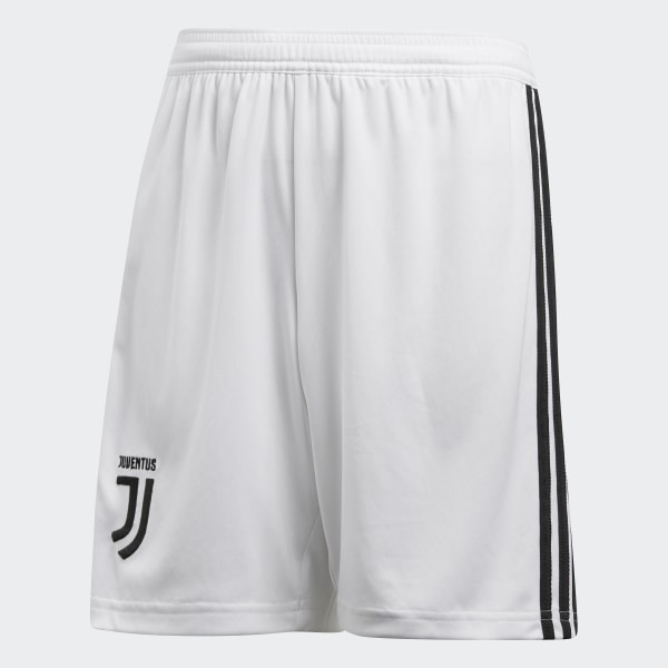 695f8a2d8 adidas Juventus Home Shorts - White