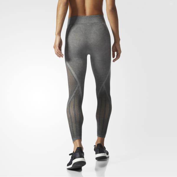 88f049be5f446 adidas Wanderflow Warp Knit Tights - Black | adidas US