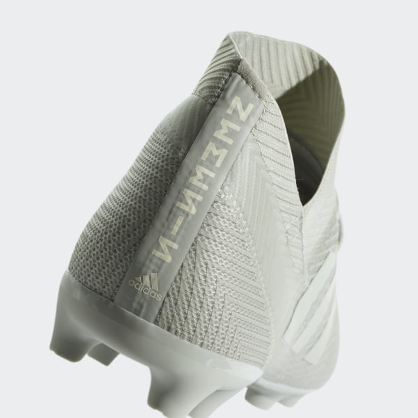 7fb9a439381 Nemeziz 18.3 Firm Ground Boots Ash Silver   Ash Silver   White Tint DB2110