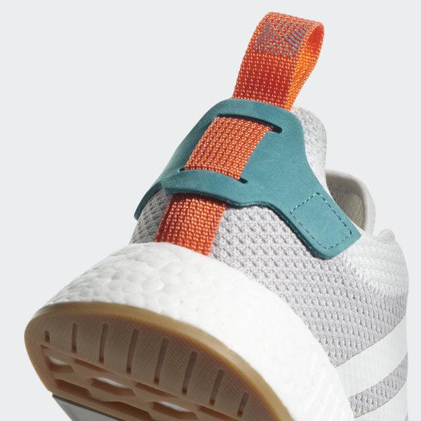 purchase cheap 48e33 9cf1c adidas NMD_R2 Summer Shoes - Grey | adidas UK