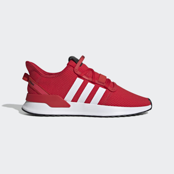 adidas U_Path Run Schuh Rot | adidas Switzerland
