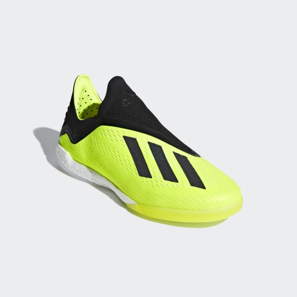 42ef90a0c6 X Tango 18+ Indoor Boots Solar Yellow   Core Black   Ftwr White DB2268