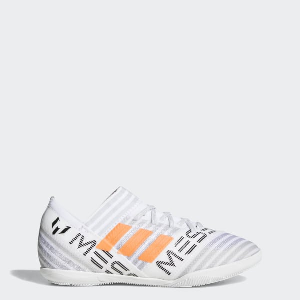 adidas Nemeziz Messi Tango 17.3 Indoor Boots White | adidas New Zealand