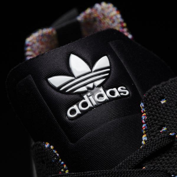 the latest 46a0c d1eff adidas ZX FLUX ADV ASYM PRIMEKNIT - Negro | adidas Mexico