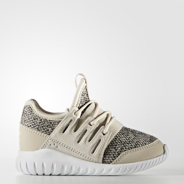 newest efde1 77fd6 adidas Tubular Radial Shoes - Brown | adidas US