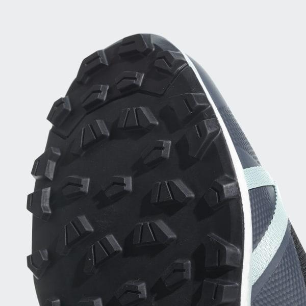 Adidas Terrex Agravic Laufschuhe Damen schwarz grau im