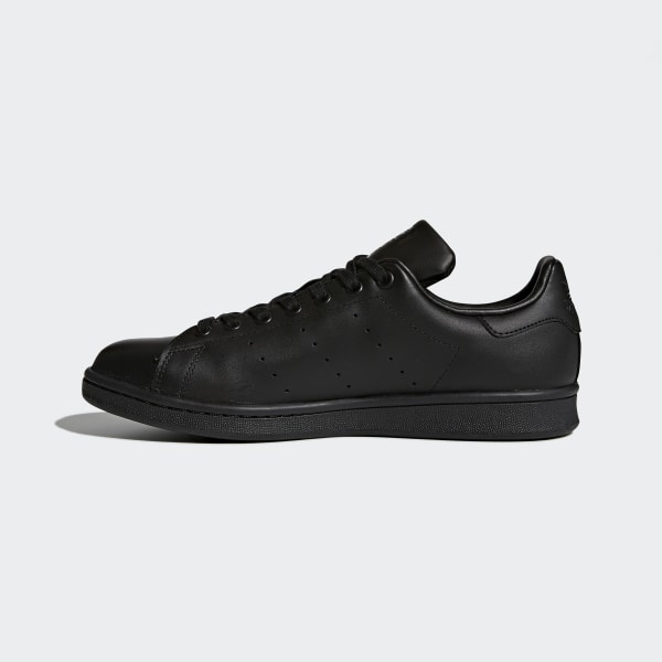 promo code 14fc4 e7969 adidas Stan Smith Shoes - Black | adidas US