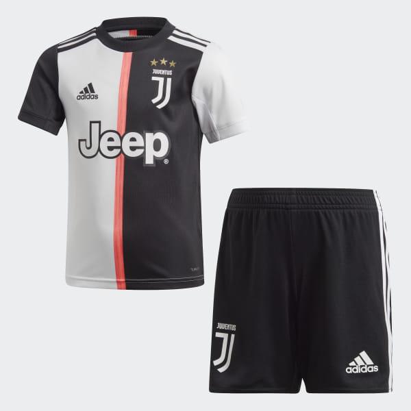 online store 8bed2 d3df8 adidas Juventus Home Mini Kit - Black | adidas Finland