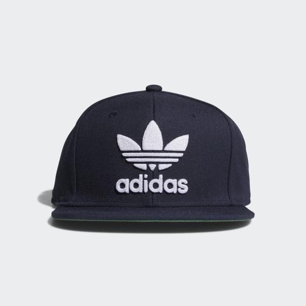 943cd5c5840a0a adidas Thrasher Chain Hat - Blue | adidas US
