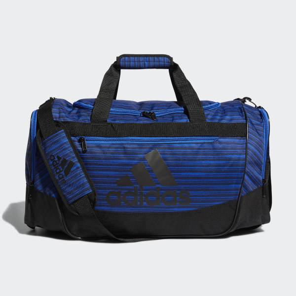 75d11a51 adidas Defender 3 Duffel Bag Medium - Blue | adidas US