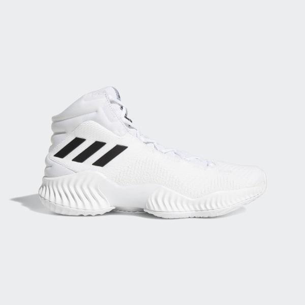 7b77b18e476 Pro Bounce 2018 Shoes Ftwr White   Core Black   Crystal White AC7429