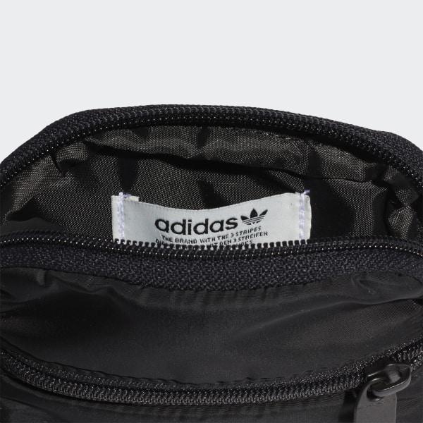 ffaf0c9e1c adidas Trefoil Festival Bag - Black | adidas US