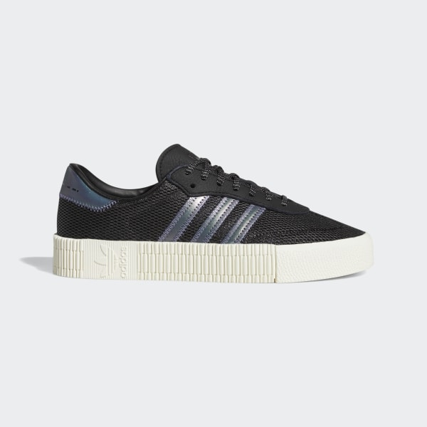 adidas SAMBAROSE Shoes - Black | adidas US