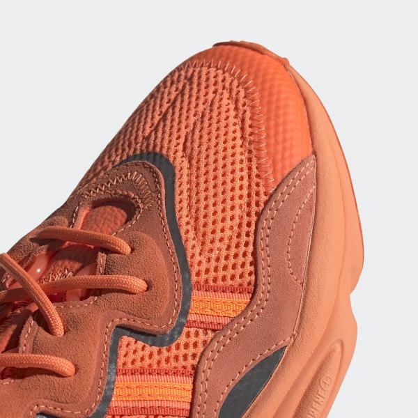 revendeur c7215 e6e5f adidas OZWEEGO Shoes - Orange | adidas Australia