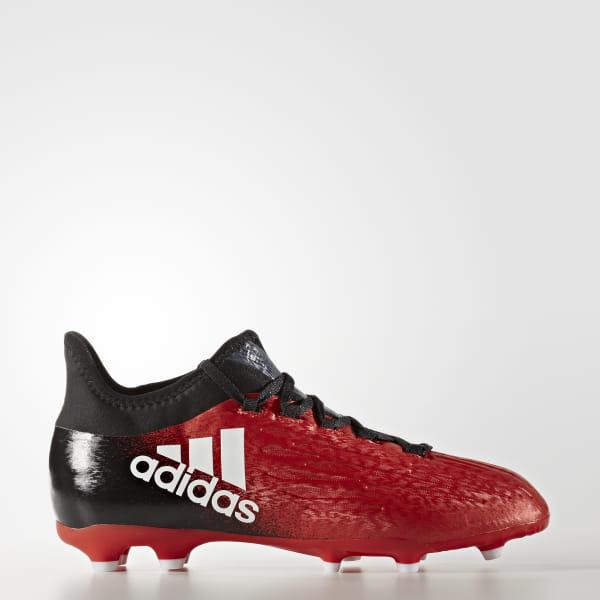 adidas X 16.1 FG J Rojo | adidas Mexico