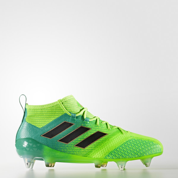 sports shoes 3d602 90513 adidas ACE 17.1 PRIMEKNIT SG - Green | adidas US