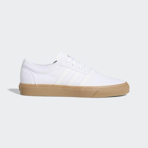 size 40 fbc6a c263e Adiease Shoes Cloud White   Core Black   Gum DB3110
