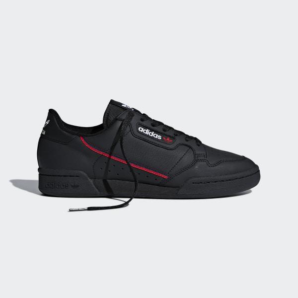 a1ac14f860c adidas Continental 80 Shoes - Black | adidas US
