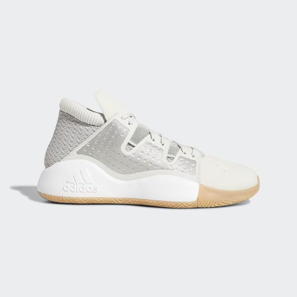 0e3bc66c Баскетбольные кроссовки Pro Vision raw white / light brown / gum 3 D96945